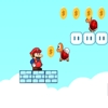Super Mario clouds adventure