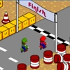 Super Mario mini moto